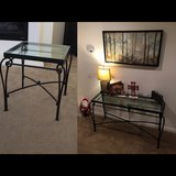 Sofa table and end table in Hemet, California