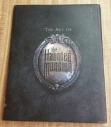 The Art of the Haunted Mansion HARDCOVER Disney in Fort Benning, Georgia
