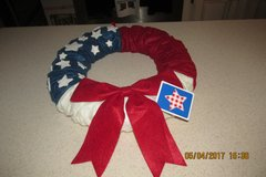 Perfect Wreath For Memorial Day & 4th Of July in Houston, Texas