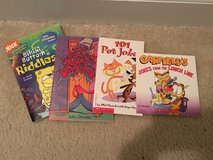 4 Riddle & Joke books in Camp Lejeune, North Carolina