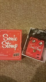 BBE Sonic Stomp Pedal in Chicago, Illinois