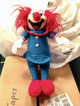 Bozo Doll from the 1990's in Naperville, Illinois