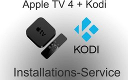 Kodi XBMC Install Service for Apple TV 4 in Ramstein, Germany
