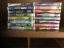 Children movies VHS tapes in Byron, Georgia