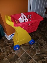 Little Tikes Grocery Cart in Clarksville, Tennessee