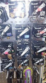 Batman Jewelry...Earrings, Pins. Variety in Yucca Valley, California