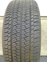 1- P215/60R15 Used Kuhmo Solus Tire in Joliet, Illinois