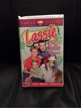 lassie come ho ho home VHS in Cherry Point, North Carolina