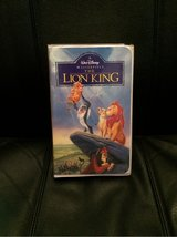The lion king VHS in Cherry Point, North Carolina