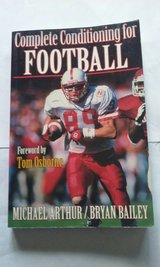 Complete Conditioning for Football c1998 in Elgin, Illinois