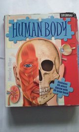 The Human Body Puzzle unopened bag in St. Charles, Illinois