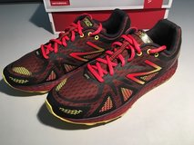new balance trail shoes, used, men's size 10 in Okinawa, Japan