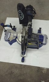 "Kobalt 10"" Miter Saw 0141994 rarely used in Elgin, Illinois"