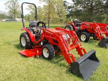2017 Branson 2400H w/ belly mower and front end loader in Fort Polk, Louisiana