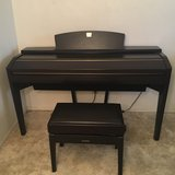 Yamaha CVP 509 with matching bench in Alamogordo, New Mexico