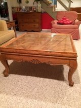 Ethan Allen Solid Wood Coffee Table   2618-67 in Plainfield, Illinois