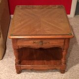 Ethan Allen End Table    2618-82 in Plainfield, Illinois