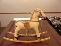 Rocking horse in Oswego, Illinois