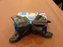 Ladies soda boots like new size 71/2 in Lockport, Illinois