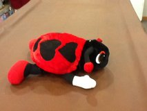 Lady bug suffed toy about 24 inches in Oswego, Illinois