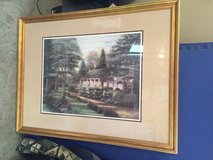 Antique picture in Fort Campbell, Kentucky