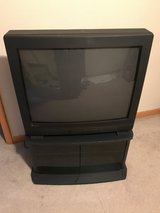 Tv and Stand in Fort Riley, Kansas