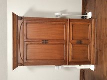 TV Media Cabinet. By Hooker Manufacturing Co. in Naperville, Illinois