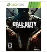 Call of Duty Black Ops - XBOX 360 in Bolingbrook, Illinois