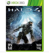 Halo 4 - XBOX 360 in Bolingbrook, Illinois