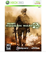 Call of Duty Modern Warfare 2-XBOX 360 in Bolingbrook, Illinois