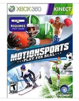 Motion Sports Play for Real-XBOX 360 in Bolingbrook, Illinois