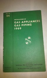 Installation Gas Appliances Gas Piping 1969 in Elgin, Illinois