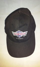 National Street Machine Club NSMC ball cap black in Elgin, Illinois