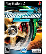 Need for Speed Underground 2-PS2 in Bolingbrook, Illinois