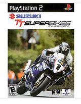 Suzuki TT Superbikes:Real Road Racing PS2 in Bolingbrook, Illinois