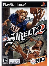 NFL Street 2 - PS2 in Bolingbrook, Illinois