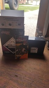Need gone today Motorcycle battery brand new in Fort Carson, Colorado