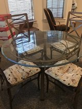 Wrought iron table & chairs in Byron, Georgia
