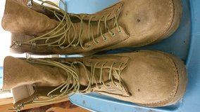 Steel toes boots in Fort Bragg, North Carolina
