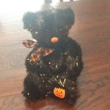 Halloween sparkly bear in Spangdahlem, Germany