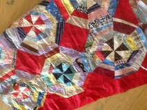 Antique quilt top in Beaufort, South Carolina