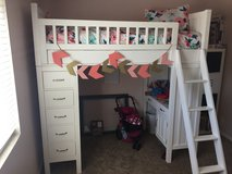 Pottery Barn Loft Bed in Yucca Valley, California