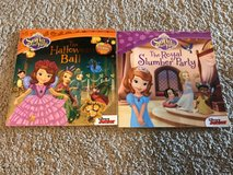 2 Sophia the First books in Naperville, Illinois