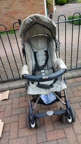 Chico Pushchair with car seat in Lakenheath, UK