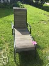 Large Outdoor chaise lounger patio furniture ( pickup in Oswego) in Bolingbrook, Illinois