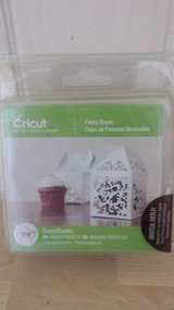 New!  Cricut Fancy Boxes Cartridge in Glendale Heights, Illinois