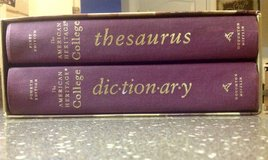 College Dictionary & Thesaurus in Fort Campbell, Kentucky