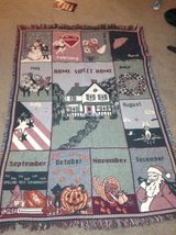 Throw Blanket Month Theme in Joliet, Illinois