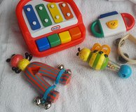 Musical Instruments - 5 total (Infant / Toddler) in Schaumburg, Illinois