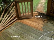 Power washing servicee in Naperville, Illinois
